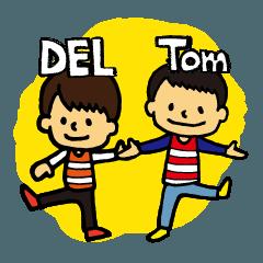 TomとDEL