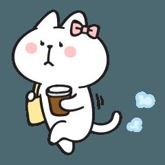 給料の猫人(Salary Catwoman)
