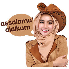 Cithatha: Cowgirl Hijab