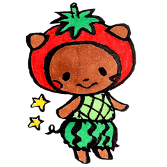 熊本弁と森の仲間たち
