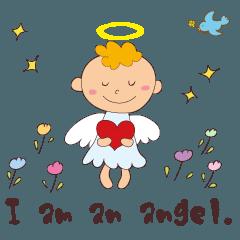 私、天使でございます