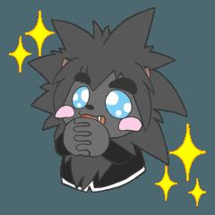 [LINEスタンプ] 百獣の執事さん (1)