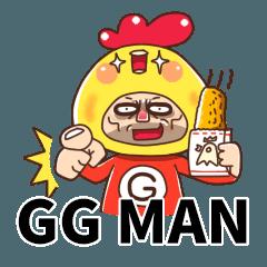 That dude - GG Man