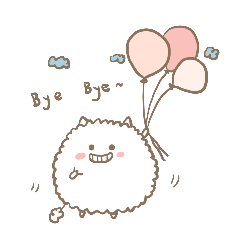 Small sheep cotton candy daily
