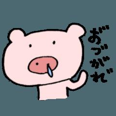 花粉症のブタ(ver.2017)
