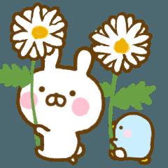 うさひな ☆お花とやさしい言葉☆