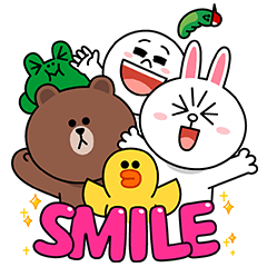 SMILE LINEキャラクターズ