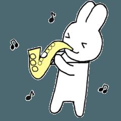 吹奏楽♪スタンプ