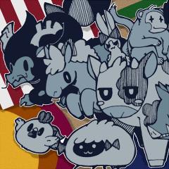 COMIC ANIMALS (コミックアニマルズ)