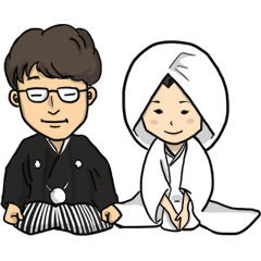 新郎新婦とゆかいな仲間たちPart2