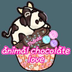 アニマルチョコレートlove
