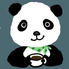 カフェパンダのクラちゃん