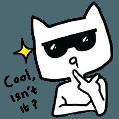 Emoticon-Nyan [ ^q^ ]