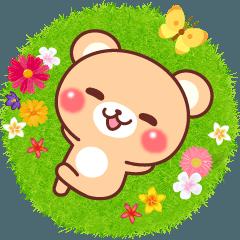 敬語くまさん4☆春