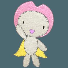 桜の花の妖精アイちゃん 第3弾