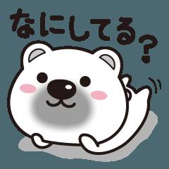 くまのシロたん☆基本セット