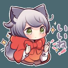 赤ずきん狼ちゃん2