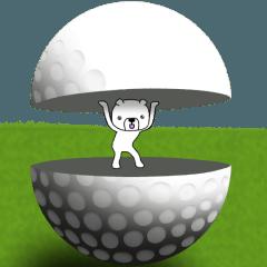 【動く】さとさとのスタンプゴルフ2