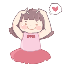 Small Petite Girl