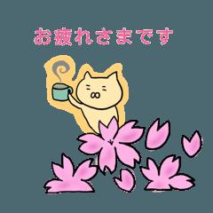 ネコマルの日常会話 季節 行事 春 3月〜6月