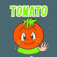トマトちゃん&ベジフル☆キッズ!