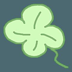 緑植物クローバー