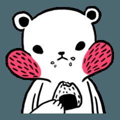 Rice-ball Bear
