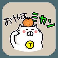 [LINEスタンプ] 招きニャコ(日常会話) (1)