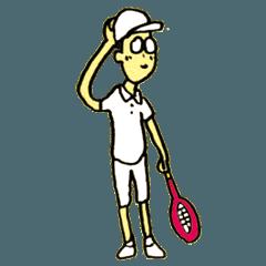 俺たち、ソフトテニス部。〜審判くん編〜