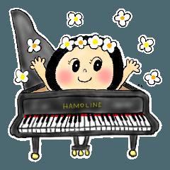ハモリ~ヌちゃん日和