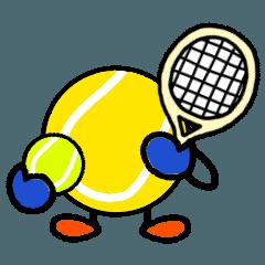 テニス3(日常会話)