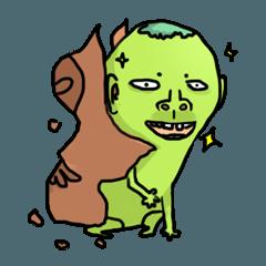 Bug-Green