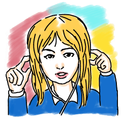 [LINEスタンプ] 女子高生狂奏曲~ラプソディ~ (1)