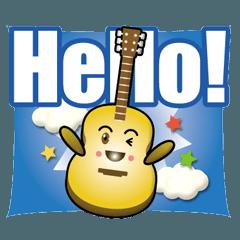 アコギくん〈アコースティックギター〉
