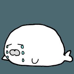 涙を流す動物たち