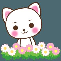 動く!かわいいネコちゃん★よく使う言葉編2