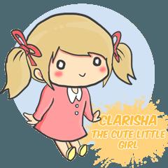 Clarisha the Cute Little Girl