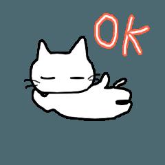 sleeepy cat