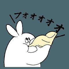 [LINEスタンプ] うさ耳のアイツ2