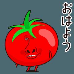 キモかわいい野菜と果物たち