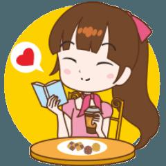 桜ちゃんが中国と日本語を話す 職場編1