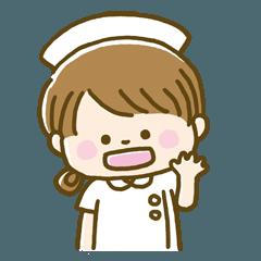 看護師・看護学生専用スタンプ