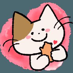 やさしいニクキュウ ~ネコとハムの友情~