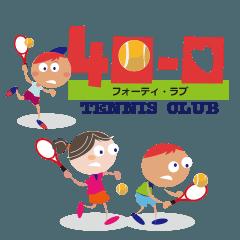 フォーティ・ラブ TENNIS CLUB
