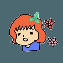 遠州弁 いかんミカンちゃん 2
