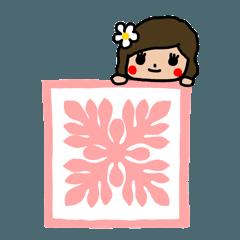 フラ・ガール カロちゃん 2