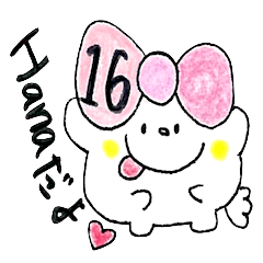"""""""This is Hana """" byHAPPY!!!-HAPPY!!!16th"""