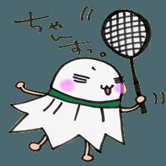 バド(羽球)大好き!はね たま美さん。。。