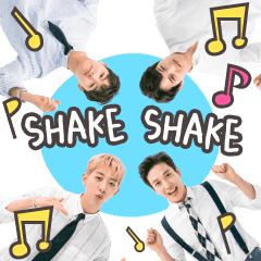 CNBLUE Shake!Shake!ver.