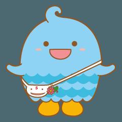 すまぼう(神戸市須磨区公式キャラクター)